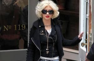 Christina Aguilera dans une très mauvaise passe... Elle annule sa tournée !
