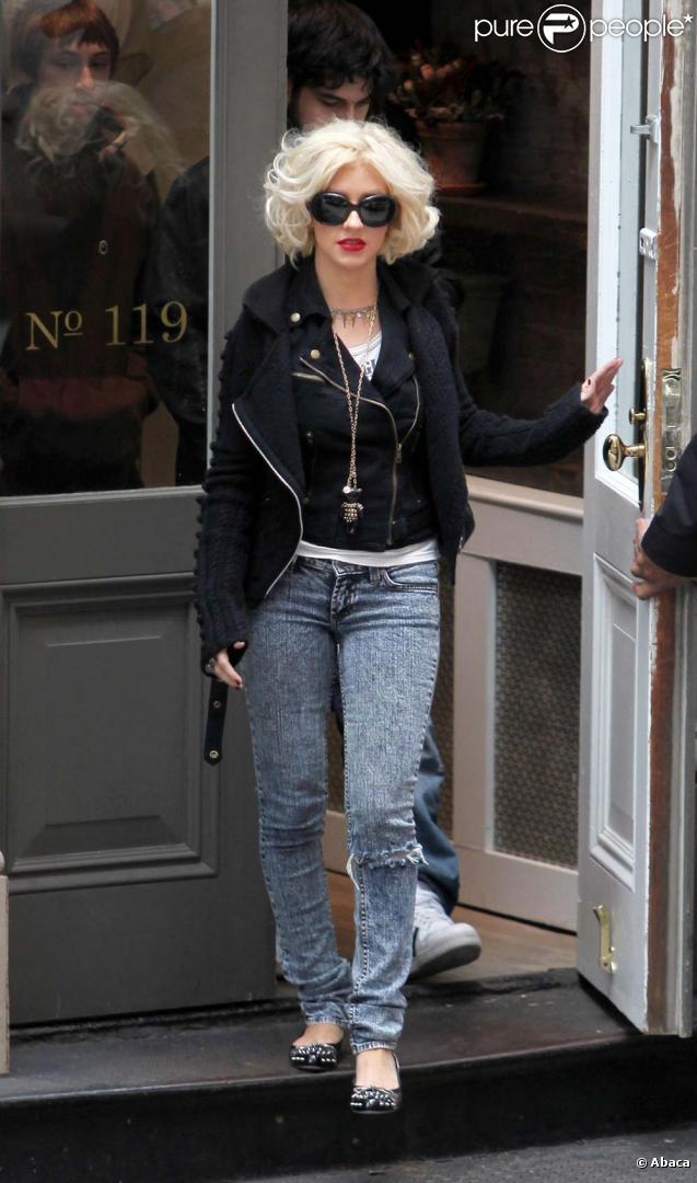 Christina Aguilera annule sa tournée, le 25 mai 2010 !