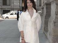 Maria Grazia Cucinotta : Une apparition lumineuse dans les rues de Milan !