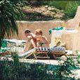 John Bryan et la Duchesse d'York, Sarah Ferguson, à St Tropez