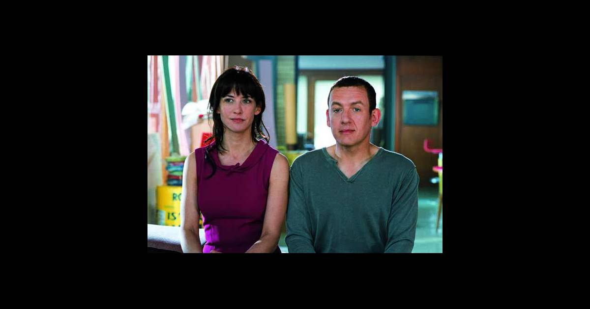 sophie marceau et dany boon dans de l 39 autre c t du lit. Black Bedroom Furniture Sets. Home Design Ideas