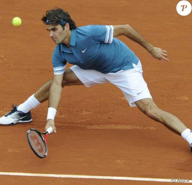 Roger Federer est tombé à Roland Garros sous les coups de buttoirs de Robin Söderling en quart de finale 3-6, 6-3, 7-5, 6-4. Le 1er juin 2010