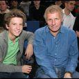 PPDA et son fils François en 2009