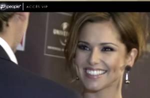 VV Brown et Cheryl Cole : Regardez-les arriver pour leur concert très privé au VIP Room !
