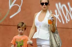 Kate Hudson : alors que son fils est blessé, elle a des envies d'enfant !