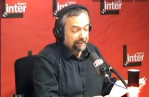 Regardez Didier Porte insulter violemment Nicolas Sarkozy... Un dérapage qui lui coûte sa place ! (réactualisé)
