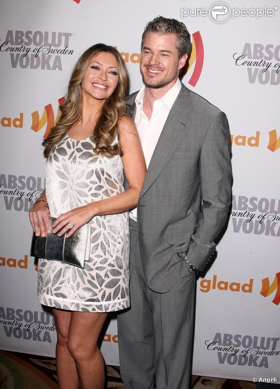 Eric Dane et Rebecca Gayheart