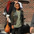 Jaden Smith de passage chez David Letterman... et sans papa ! (11 juin  2010 à NYC)