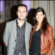 Gilles Lellouche et Mélanie Doutey