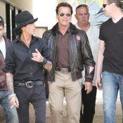 Arnold Schwarzenegger : découvrez Governator dans un remake de Top Gun !