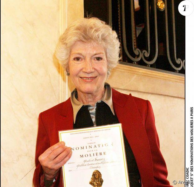 La comédienne française Martine Sarcey, célèbre voix de Ma sorcière bien aimée et doubleuse officielle d'Audrey Hepburn, nous a quittés le 11 juin 2010...