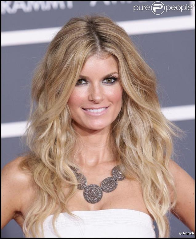 Le top model américain Marisa Miller