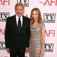 Harrison Ford et Calista Flockhart