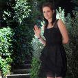 Kristen Stewart lors du photocall de Twilight 3 à Rome le 17 juin 2010