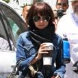 Nicole Richie à Los Angeles, le 23 juin 2010