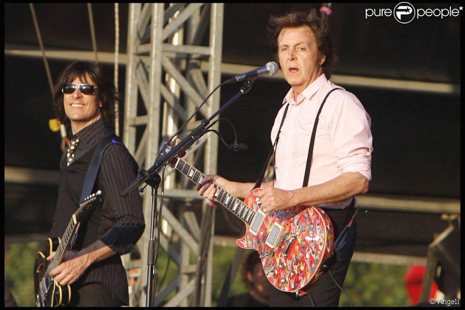 Le festival londonien Hard Rock Calling a accueilli une foule de ...