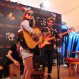 Festival de Glastonbury, samedi 26 juin : Coco Sumner, du groupe I Blame Coco