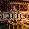 Des images du  Monde de Narnia : L'odyssée du Passeur d'Aurore , en salles le 8 décembre 2010.