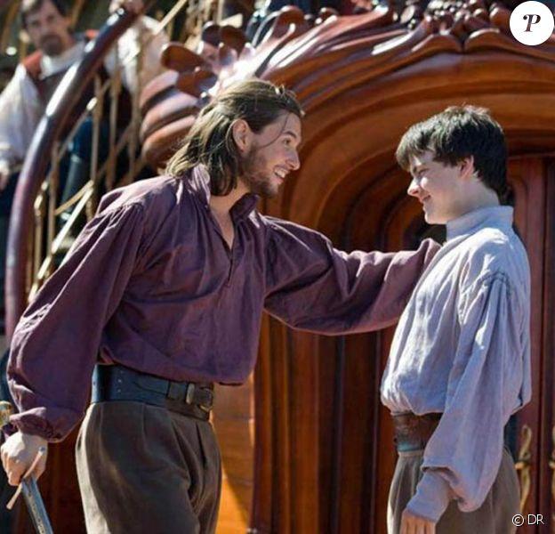 Des images du Monde de Narnia : L'odyssée du Passeur d'Aurore, en salles le 8 décembre 2010.