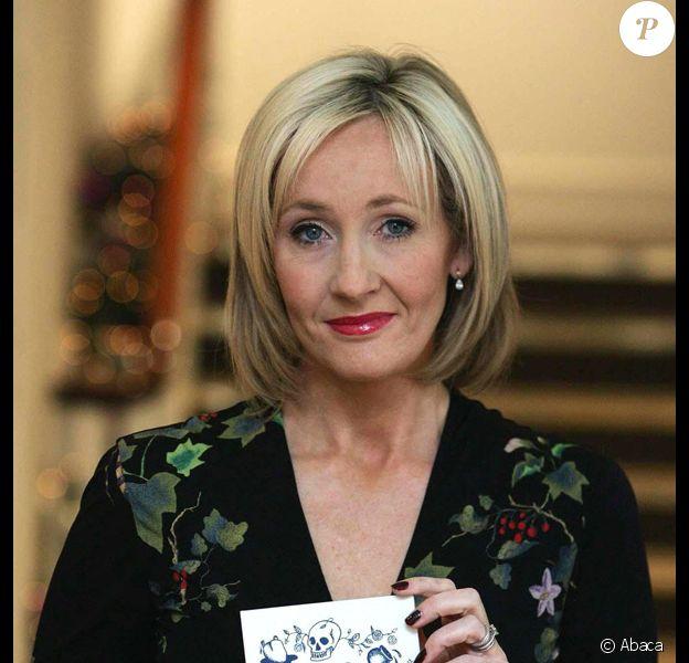 J.K. Rowling doit régulièrement défendre en justice sa création...