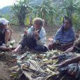 La famille de l'Eure chez les Hulis en Papouasie