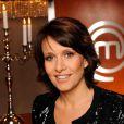 Carole Rousseau, animatrice dans Masterchef