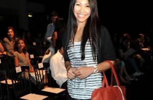 Anggun : une jeune mariée époustouflante de beauté aux côtés de Shirley Bousquet !