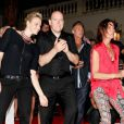 Albert de Monaco, Charlene et Caroline se déchaînent. Ils ont la rock'n'roll attitude ! 5 Juillet 2010
