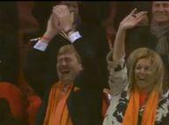 Revivez l'explosion de joie de la princesse Maxima des Pays-Bas et son mari : ils sont en finale du Mondial !