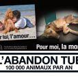 La nouvelle campagne de la Fondation Brigitte Bardot