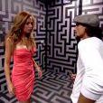 Ahmed et Julie sont les deux premiers à intégrer la Maison des Secrets.