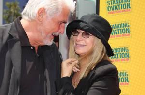 Barbra Streisand et son mari James Brolin, Sugar Ray Leonard en famille, tous fans de comédie musicale !