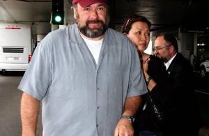 James Gandolfini : Il change complètement de look et devient méconnaissable !