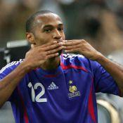 """Thierry Henry : """"C'est la fin pour moi en équipe de France..."""""""