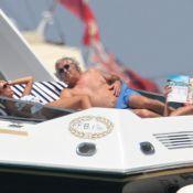 Flavio Briatore : un tombeur et plongeur au top !