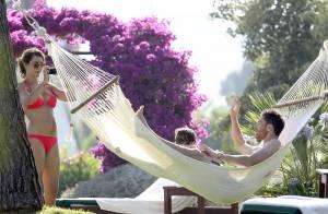 Iniesta, Xavi Alonso, Fabregas : Les héros du Mondial sont en vacances, avec femme et enfants... ou sans !
