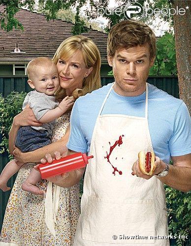 Dexter (affiche promotionnelle saison 4)