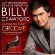 Billy Crawford revient avec un album de reprises des tubes des années 70 et 80.