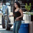Vanessa Hudgens se promène dans les rues de Los Angeles, le jeudi 15 juillet.