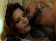 Regardez la belle Chiara Mastroianni dans les bras de la star du porno gay François Sagat !