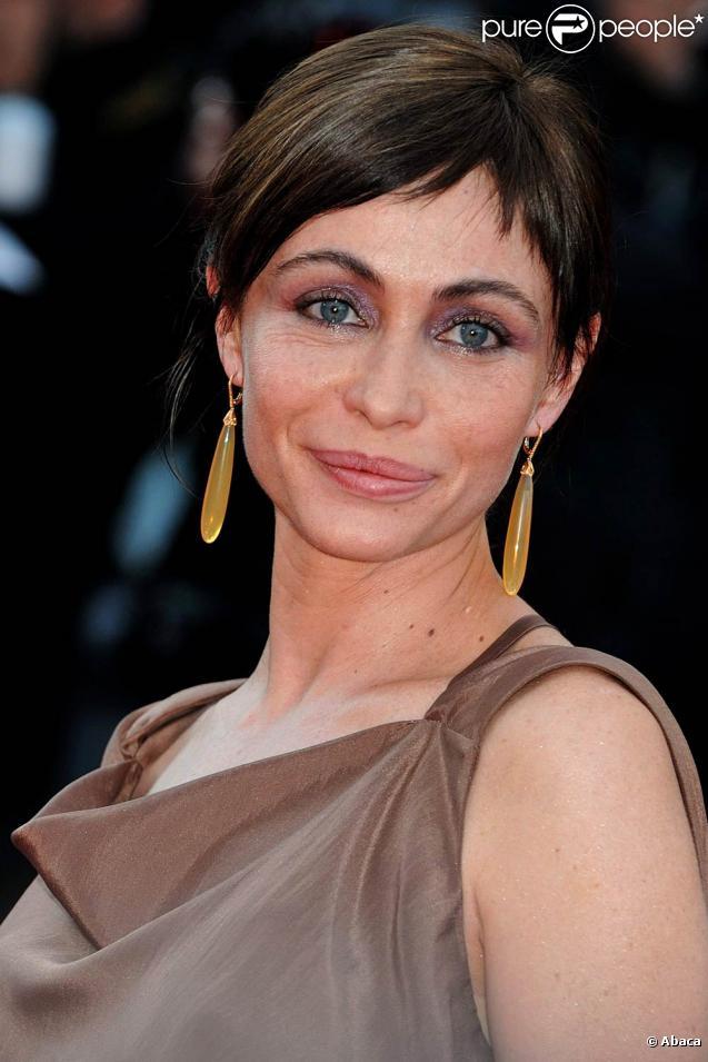 Emmanuelle Béart en sélection au Festival du Cinéma Américain de Deauville, en septembre 2010.