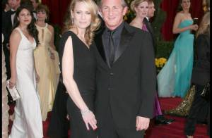 Sean Penn et Robin Wright sont officiellement divorcés !