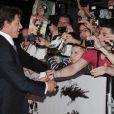 Sylvester Stallone lors de l'avant-première de The Expendables au cinéma Le Grand Rex le 5 août 2010 à Paris