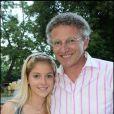 Victoria Monfort et son papa Nelson