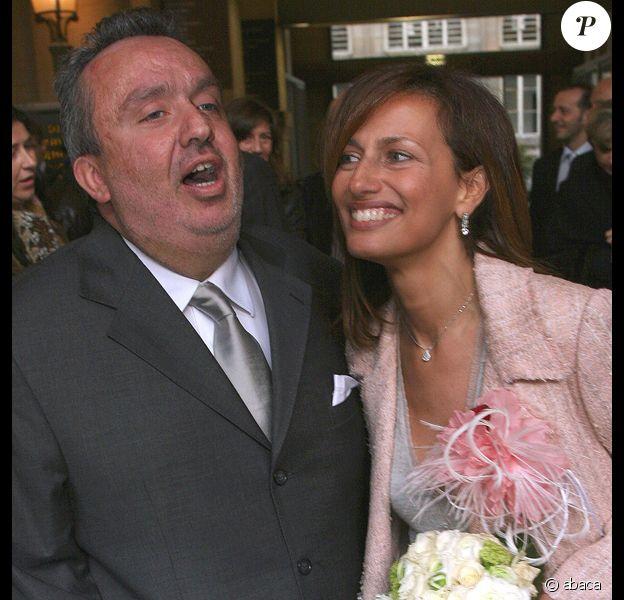 Dominique Farrugia épouse Isabelle, le 22/01/05
