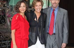 Emma Thompson fière de se faire marcher dessus par Hugh Laurie, Maggie Gyllenhaal et... un cochon !