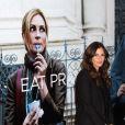 Avant-première d' Eat, Pray, Love  à New York, le 10 août : Julia Roberts