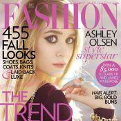 Ashley Olsen revient chic et mystérieuse...