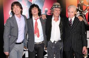 Scorsese et les Rolling Stones de concert pour la première de 'Shine a Light' !