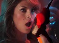 Eva Mendes : Regardez la beauté hollywoodienne dans un clip sexy et... cheap !